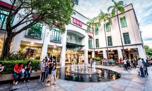 BHG Bugis Junction 500 x 300